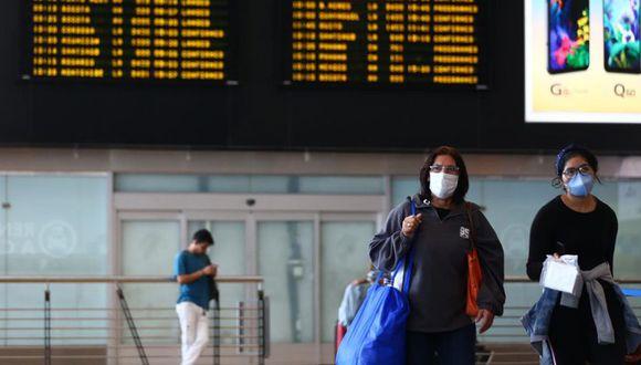 ¿Regresarán los vuelos internacionales este año? (Foto: GEC)