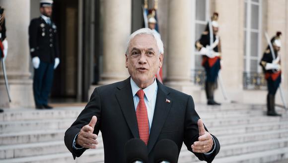 El presidente de Chile, Sebastián Piñera. AP