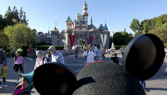 Disney. (Foto: Bloomberg)