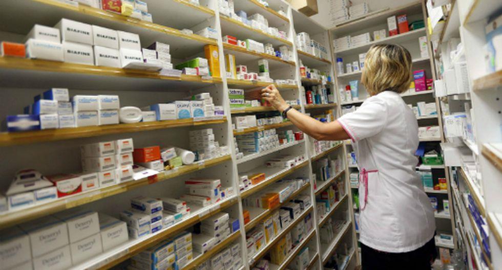 El objetivo es que todas las farmacias vendan medicamentos genéricos. (Foto: Reuters)