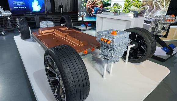 Un portavoz de GM declinó comentar más allá de referirse a los comentarios que Mary Barra, de 58 años, hizo durante la llamada de ganancias del fabricante de automóviles. (Bloomberg)