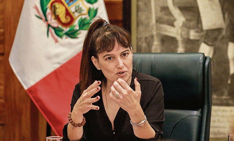 Silvia Pessah, ministra de Salud. (Foto: Minsa/Difusión)