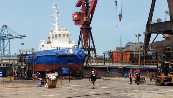 El 'Guanay' se suma a la flota de marítima de Agro Rural. (Foto: difusión)