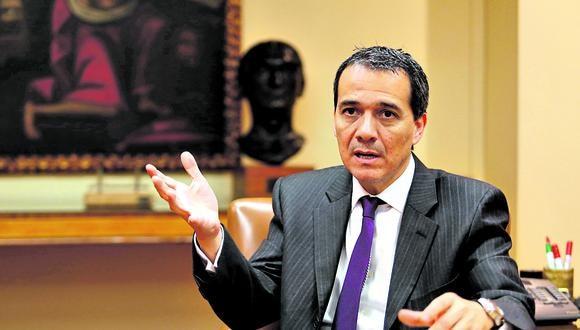 Alonso Segura, ex ministro de Economía y Finanzas. (Foto: GEC)