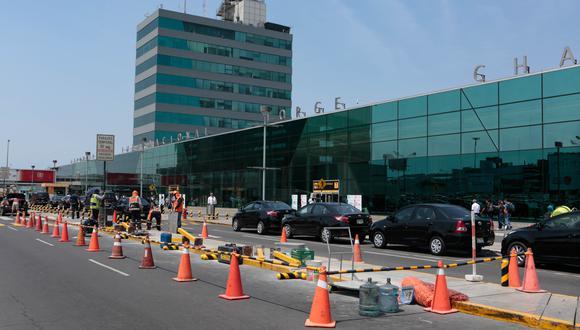 La ampliación del aeropuerto Jorge Chávez será una de las obras clave en 2020. (Foto: GEC)