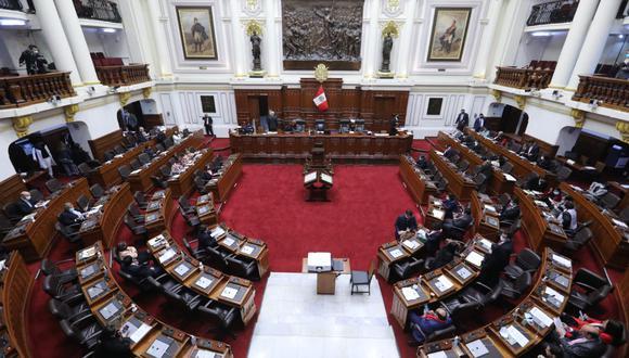 Un total 21 congresistas representantes de Lima y Callao cobraron por gastos de instalación.  (Foto: Congreso)