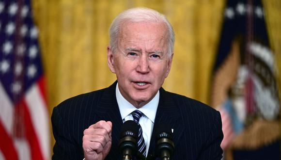 Entre las elecciones del 2020 y la toma de posesión de Biden, los 100 más ricos sumaron otros US$ 267,.000 millones, lo que equivale a una ganancia total de US$461.000 millones desde el 4 de noviembre. (Photo by JIM WATSON / AFP).