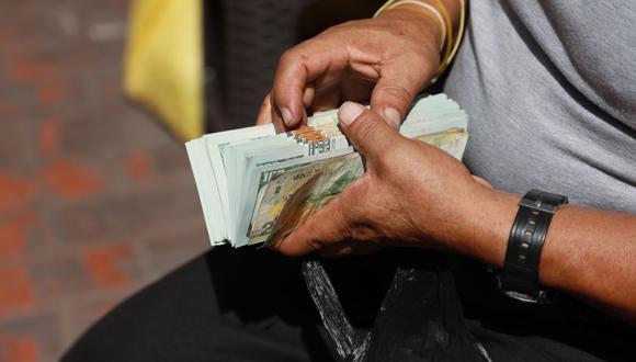 Dólar. (Foto: Juan Ponce / GEC)