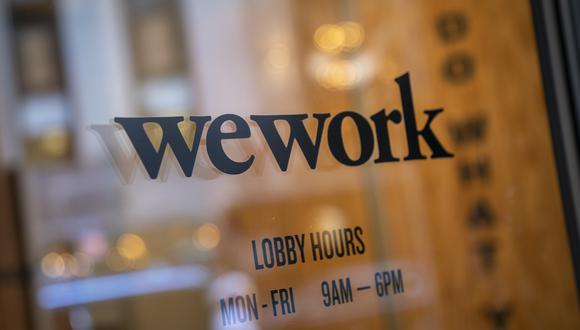 WeWork, que se proponía empezar a cotizar en Wall Street, viene acumulado problemas. (Foto: AFP)