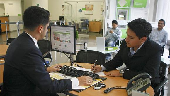 El sector financiero es uno de los que recibe el mayor número de reclamos de consumidores debido al alto número de transacciones. (Foto: GEC)<br>