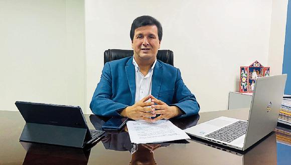Proyectos. El alcalde José Pando indicó que en el distrito también están promoviendo el desarrollo de edificios de vivienda mixtos. (Foto: Difusión)