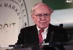 Warren Buffett deja la Fundación Gates, a la que ha donado la mitad de su fortuna