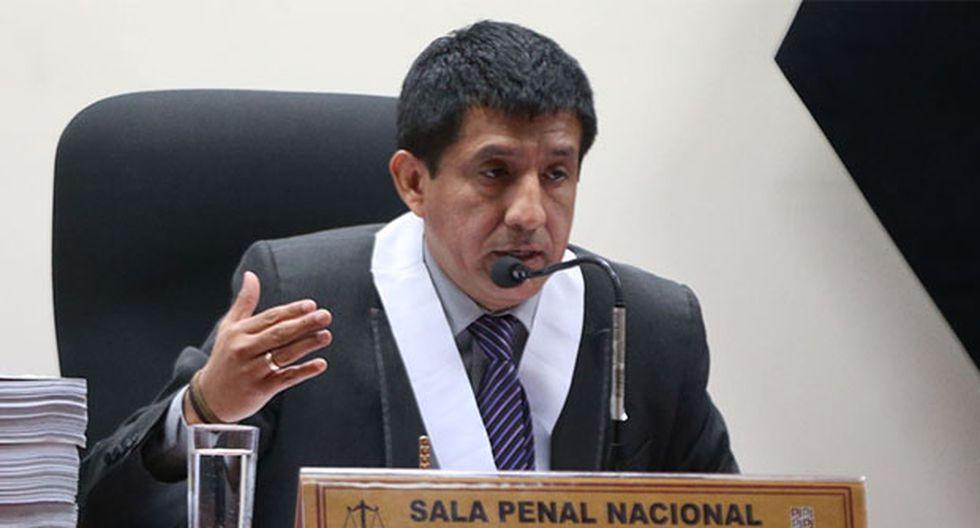 Richard Concepción Carhuancho se pronunció sobre la remoción de los fiscales Rafael Vela y José Domingo Pérez. (Foto: Agencia Andina)