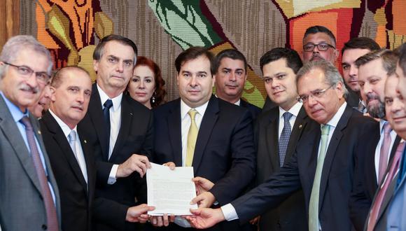 La mayoría del equipo económico de Bolsonaro defendió la privatización de gran parte de las estatales. (Foto: AFP)