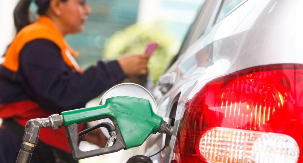 Con la plataforma 'Facilito' los conductores podrán encontrar la gasolina más barata tanto en Lima y Callao, así como en cualquier parte del Perú. (Foto: Andina)