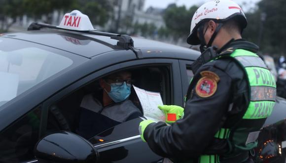 """En medio del descenso de cifras en la segunda ola por la pandemia del COVID-19, la capital del país y el primer puerto se mantienen en el nivel de alerta sanitaria """"alto"""". (Foto: GEC)"""
