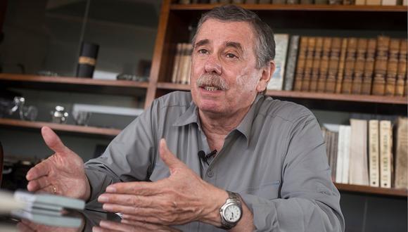 Rospigliosi señaló que lucharán con todos los elementos legales que estén a su alcance en el conteo de votos tras las elecciones de la segunda vuelta. (Foto: GEC)
