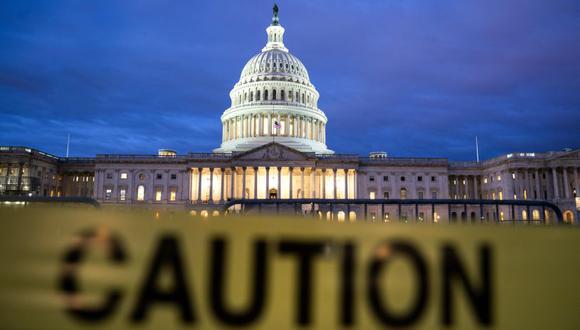 La parálisis presupuestaria afecta directamente a 0,5% de los trabajadores de Estados Unidos. (Foto: EFE)
