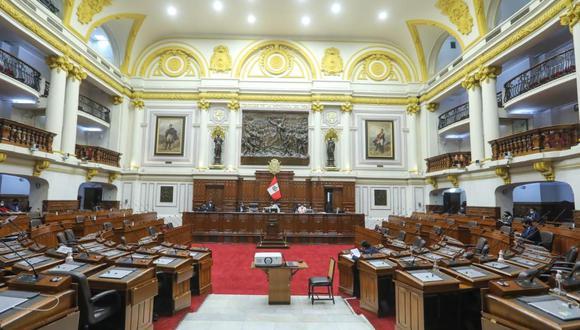 Composición. Perú Libre y Fuerza Popular serán las dos bancadas con más congresistas en el próximo Parlamento. (Foto: Congreso)