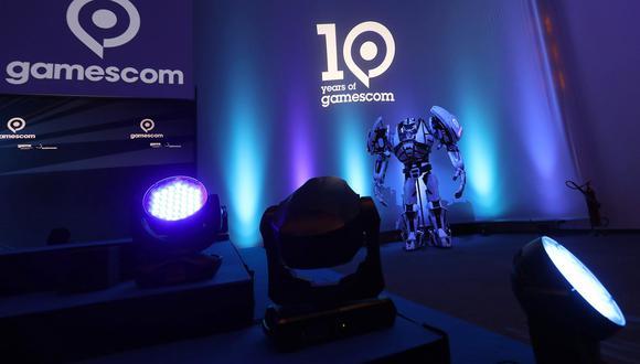Gamescom. (Foto: Bloomberg).