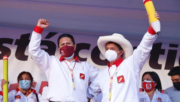 La Fiscalía puede solicitar información a la ONPE sobre los gastos de campaña de Perú Libre para establecer si hubo irregularidades en sus cuentas. (Foto: Perú Libre)