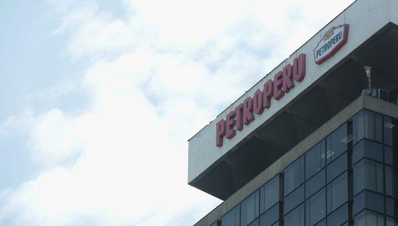 Las oficinas de Petroperú. (Foto: GEC)