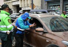 El SAT incautó en Lima cerca de 7 mil vehículos durante operativos en enero