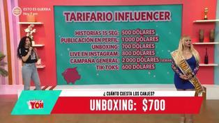 Tarifa de Influencers: Conoce cuánto cobrar por promocionar productos en las redes sociales