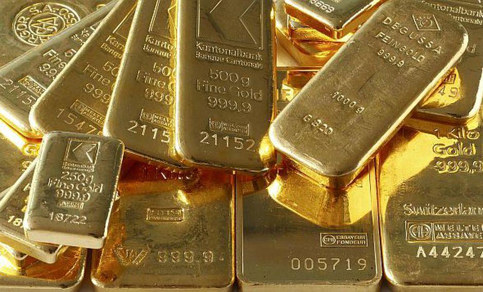 Los futuros del oro en Estados Unidos para entrega en agosto subían un 0.4% a US$ 1,427 por onza. (Foto: Reuters)