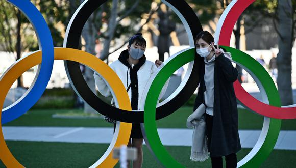 Tokio 2020. (Foto: AFP)