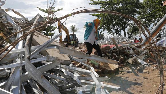 Indonesia, una de las zonas más proclives a sufrir catástrofes de la Tierra, se encuentra en el llamado Cinturón de Fuego del Pacífico. (Foto: AP)