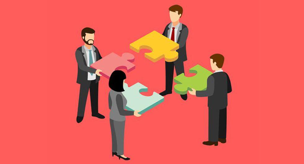 Para que hay trabajo en equipo primero las empresas deben crear las condiciones necesarias para que los miembros formen vínculos. (Foto: Shutterstock)