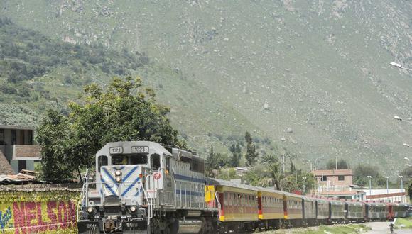 El 88% de los ferrocarriles son de administración pública y el 12% es de gestión privada, según el MTC.