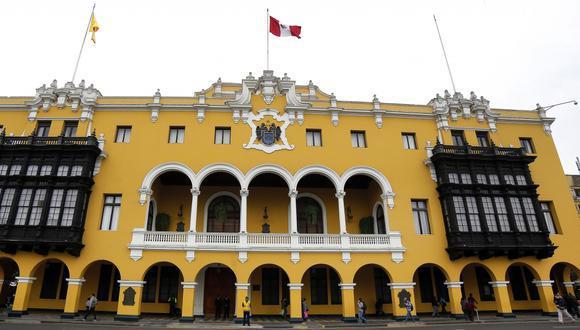 Controversia se originó en setiembre del año 2017 bajo la gestión del exalcalde de Lima Metropolitana, Luis Castañeda Lossio, (Foto: GEC)