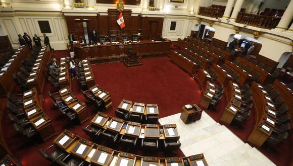 El Congreso desestimó pedido de reconsideración de Martha Chávez. (Foto: Mario Zapata / GEC)