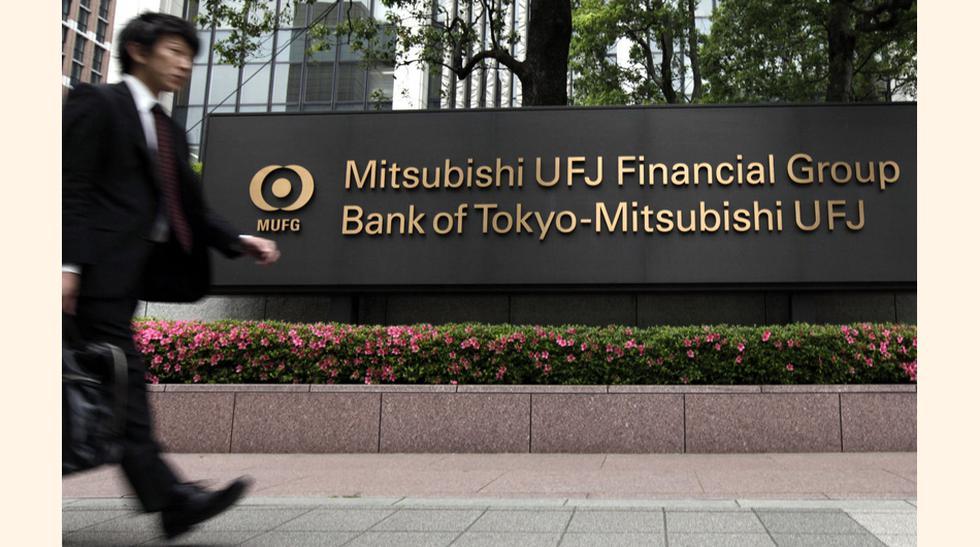 Mejor banco corporativo: Mitsubishi UFJ Financial (MUFG). El japonés fue fundado en el 2005 y su capitalización bursátil llega a US$ 89,080 millones. (Foto: bloomberg)