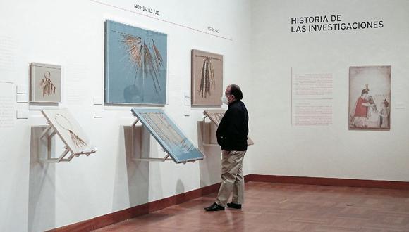 Horario. El museo atenderá tres días a la semana y solo en las salas de exhibición temporal del primer piso. (Foto: Ángela Ponce | GEC | Imagen autorizada)