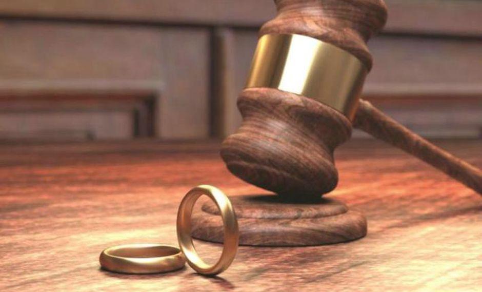 Un divorcio de mutuo acuerdo suele ser el trámite más sencillo en las notarías.