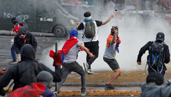 Protestas empezaron hace unas tres semanas. (Foto: Reuters)