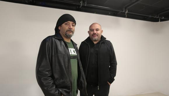 Miradas. Gato Ramos (izquierda) y Keno Valenzuela (derecha) aseguran que la industria ha evolucionado.