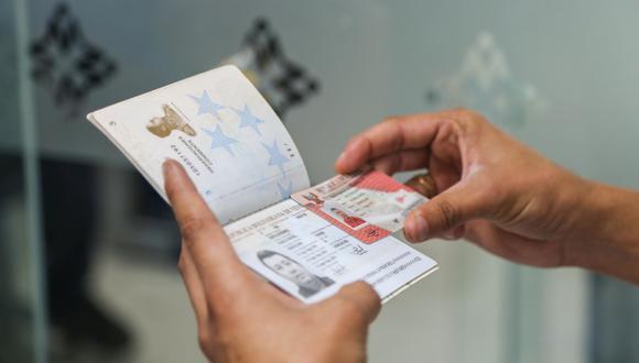 Más de 106 mil ciudadanos venezolanos ya cuentan con el carné de PTP. (Foto: Difusión