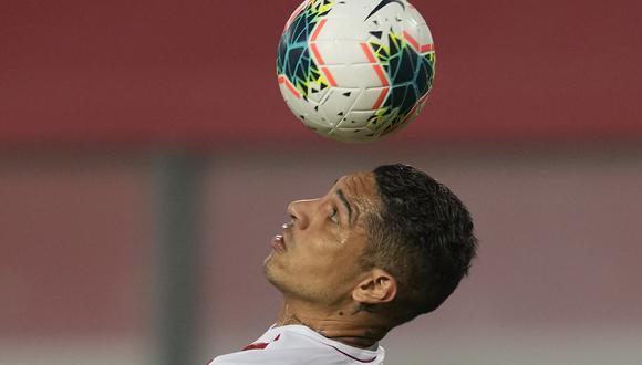 Guerrero estuvo siete meses fuera de las canchas y volvió a inicios de la temporada 2021, pero no consiguió dejar atrás por completo su lesión. (Foto: AFP)