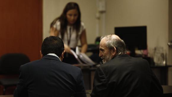 El Poder Judicial rechazó el pedido para dictar 36 meses de prisión preventiva contra Yehude Simon. (Foto: Leandro Britto / GEC)