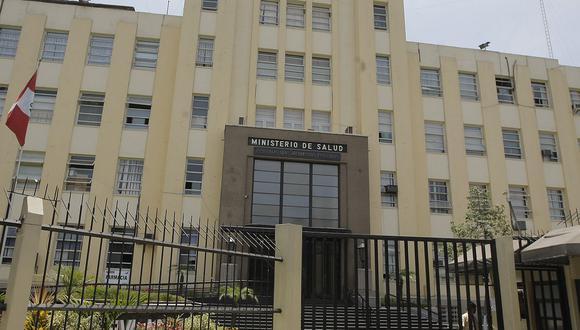 Ministerio de Salud confirmó mediante prueba realizada en el INS. (Foto: GEC)