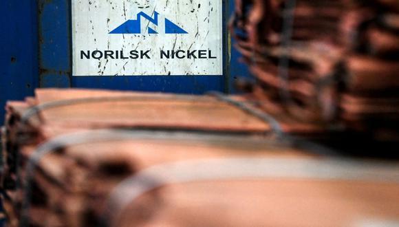 El cobre a tres meses en la Bolsa de Metales de Londres (LME) bajaba un 1.2%. (Foto: AFP)