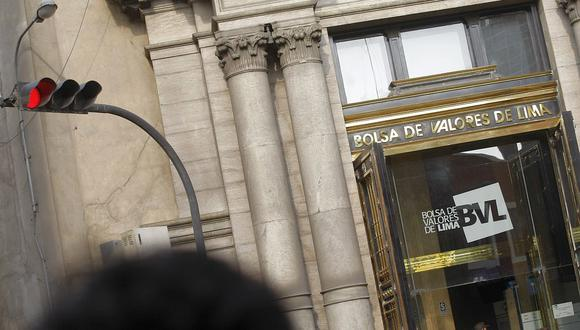 La Bolsa de Lima terminó la jornada del martes con resultados negativos. (Foto: GEC)