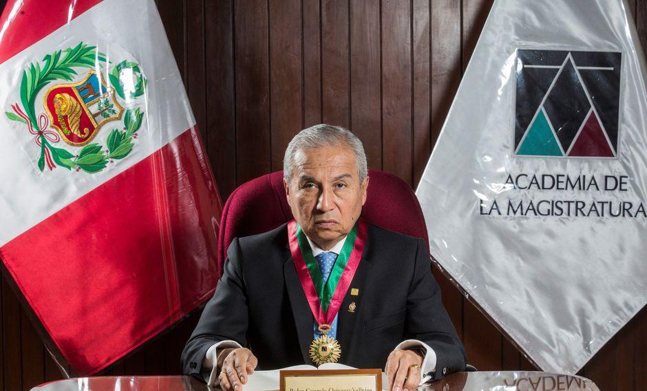 Pedro Chávarry es sindicado como presunto integrante de 'Los Cuellos Blancos del Puerto'. (FOTO: USI)