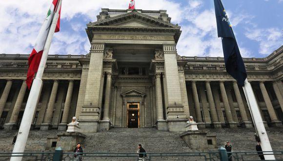 El Consejo Ejecutivo del Poder Judicial (CEPJ) constituyó el Subsistema Nacional Especializado en Extinción de Dominio el 20 de marzo de 2020. (Foto: Diana Chavez Zárate / GEC)
