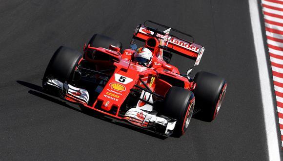 FOTO 2 | Sebastián Vettel (Ferrari). Alemania. ¿Aprenderá de los errores cometidos en el 2018? ¿Cómo se comportará Ferrari sin un título mundial desde 2008?. (Foto: Sky Sports)