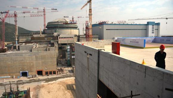 Central nuclear de Taishan. (Foto: AFP)
